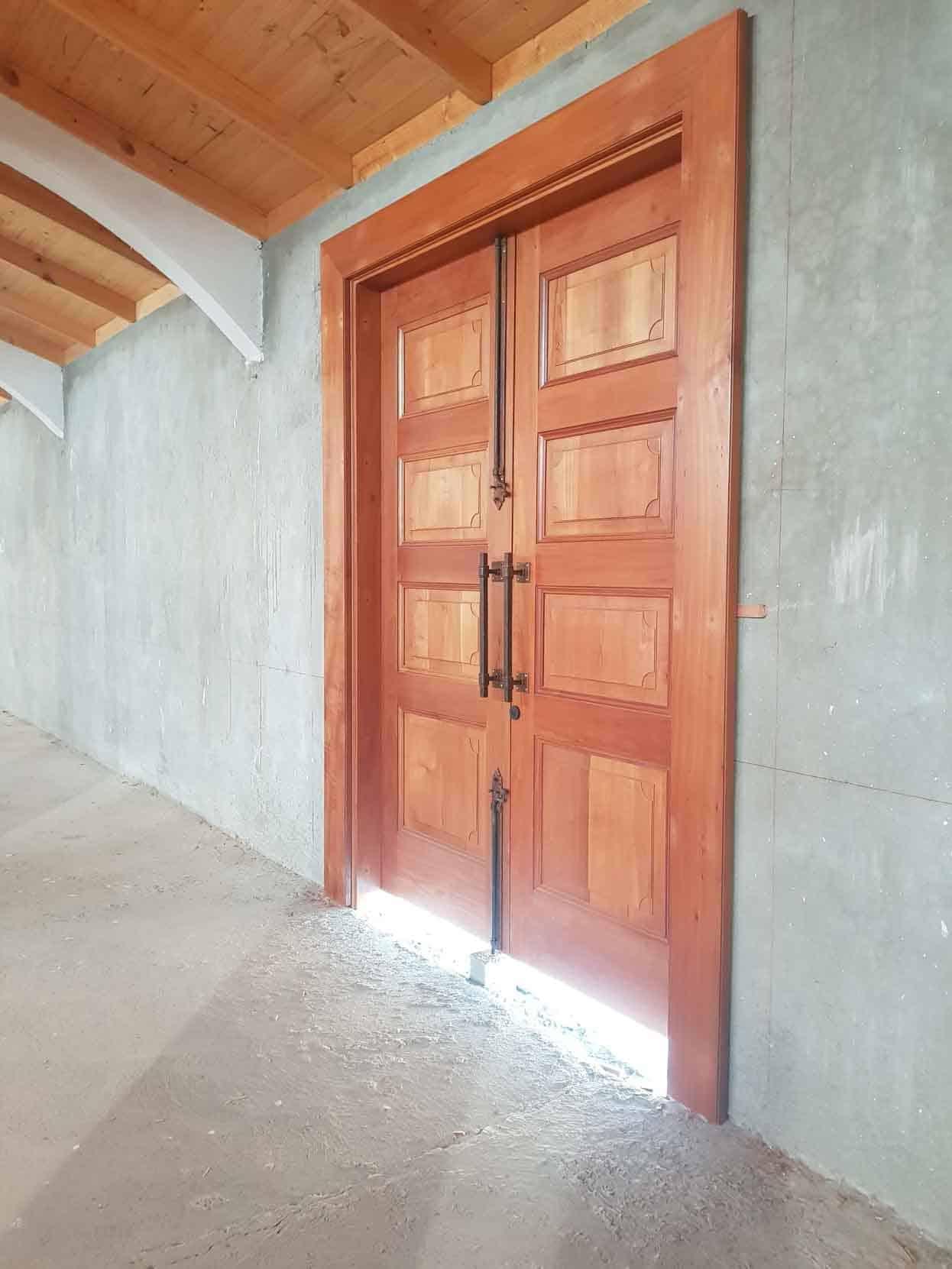 Puerta Rauli Atablerada