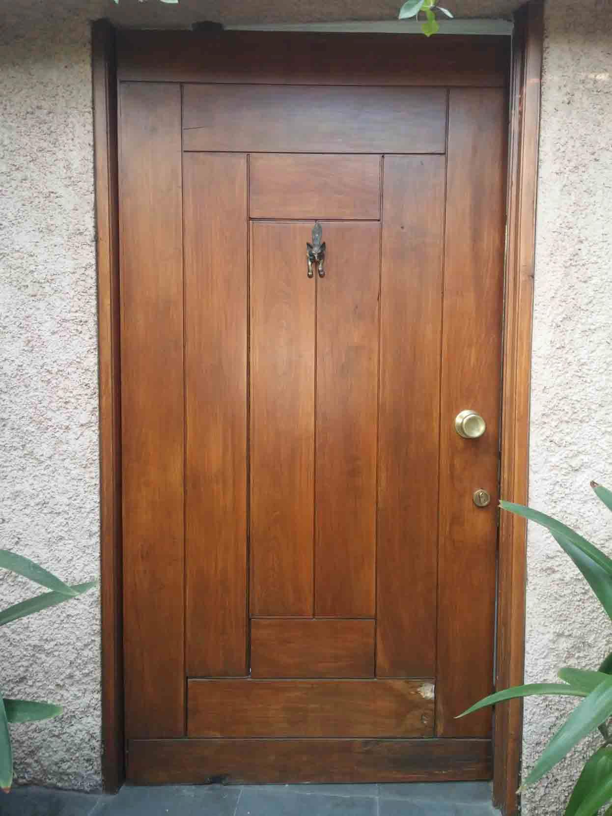 Puerta Exterior Solida Mara Clara
