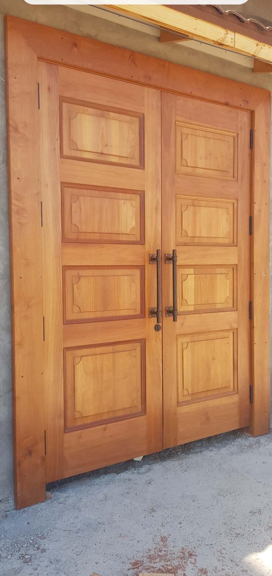 Puerta de Acceso Raulí